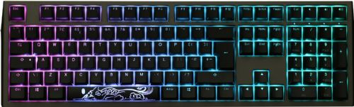 Ducky Shine 7 RGB Backlit Speed Silver Cherry MX Switch
